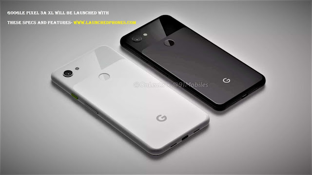 Google Pixel 3a XL specs and featues