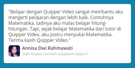 Kode Diskon Quipper Video Terbaru