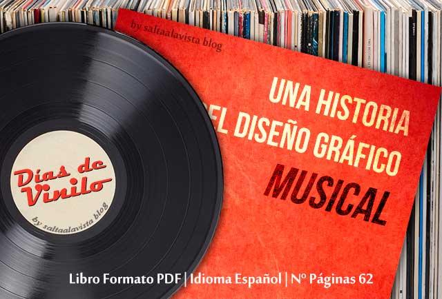 Descargar Gratis Libro PDF Días de Vinilo Una Historia del Diseño Gráfico Musical