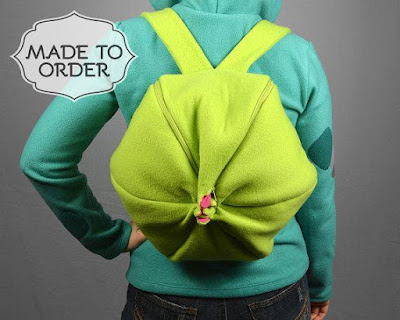 Bulbasaur Bulb Backpack