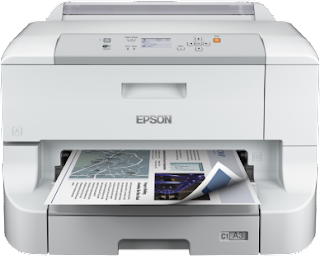 Download Epson WorkForce Pro WF-8010 drivers