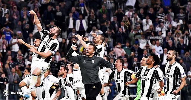 Com uma senhora campanha, Juventus está na final da Champions