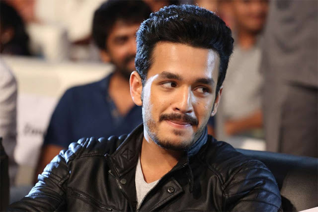 akkineni akhil latest movie