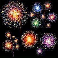 Video frohes Neues Jahr