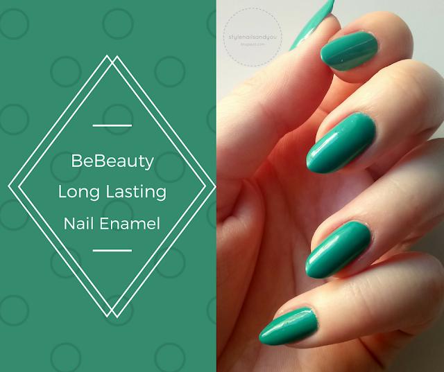 BeBeauty Long Lasting Nail Enamel