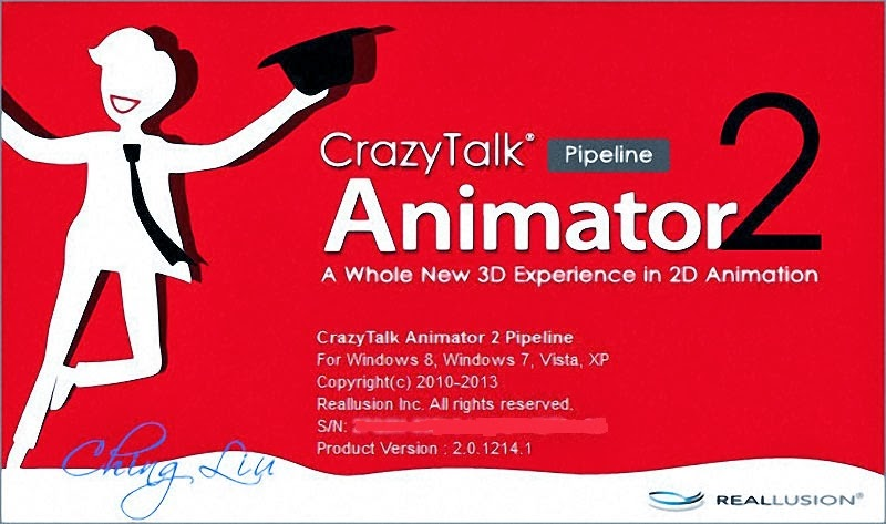 Reallusion CrazyTalk Pipeline 8 13 3615 3 + crack (FULL)