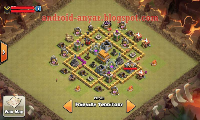 foto base war th 6 terbaik