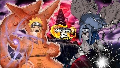 Naruto PPSSPP Ultimate Ninja Heroes 2
