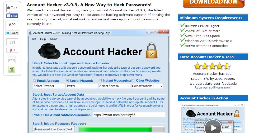 account hacker v3 9.9 apk