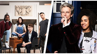 Class and Doctor Who