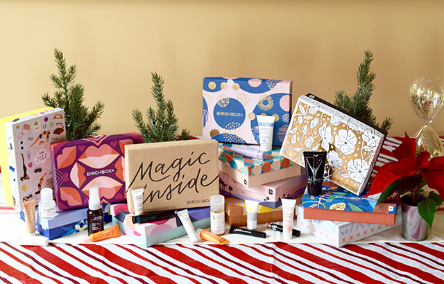 Subscription Box-Holiday Gift Guide-Birchbox
