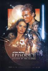 Pôster Star Wars Episódio II: O Ataque dos Clones (2002)