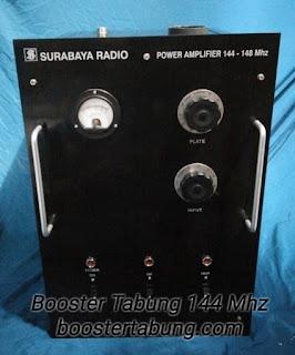 Jual Boster Tabung 144 Mhz