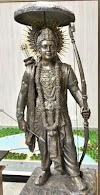 CM Yogi ne Shri Ram ki 221 meter ki murti ka model jari kiya