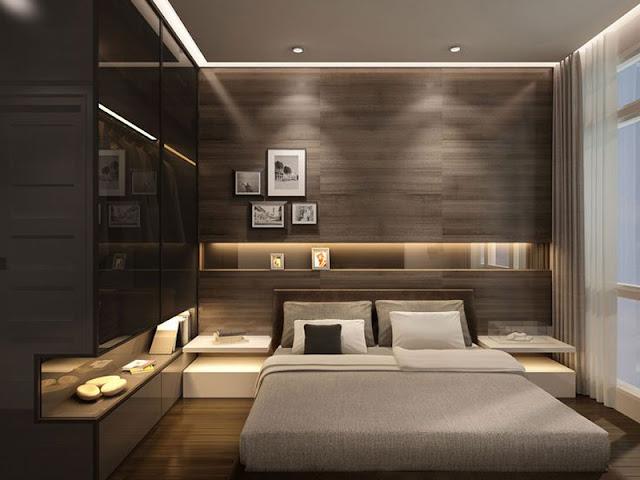 Bedroom Interior Design: Minimalist VS Light Effect Bedroom Interior Design: Minimalist VS Light Effect 0f7a0e9b1e6b36bf12632b9770d55cff