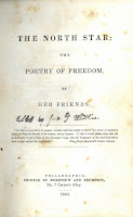 Title page of The North Star, edited by John Greenleaf Whittier
