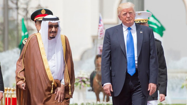 Trump Says Saudi king Agreed To Hike Oil Production Up To 2 Million Barrels