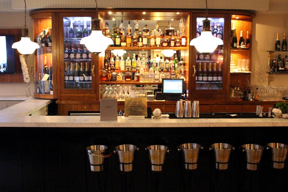 Kettners Champagne Bar, Soho, London - restaurant blogger