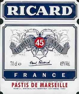 Ricard banned Facebook.