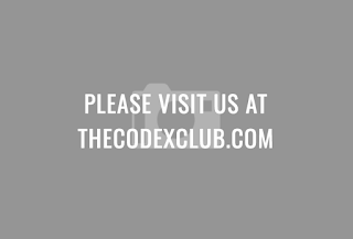 Please Visit Us at THECODEXCLUB.COM