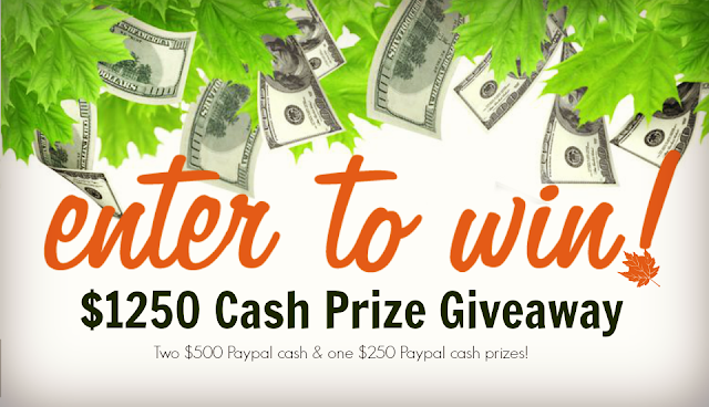 Hello Autumn & Hello $1250 Cash Prize Giveaway, By Barbies Beauty Bits