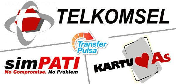 Cara Mudah Transfer Pulsa Telkomsel Tanpa Biaya Seperakpun