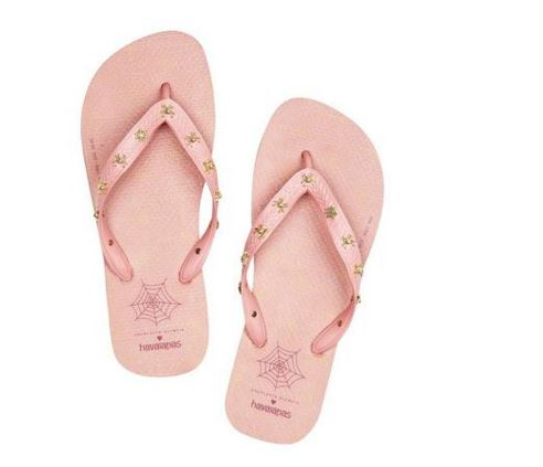 4437d602f Law of Taste  Meow  Charlotte Olympia ♥ Havaianas