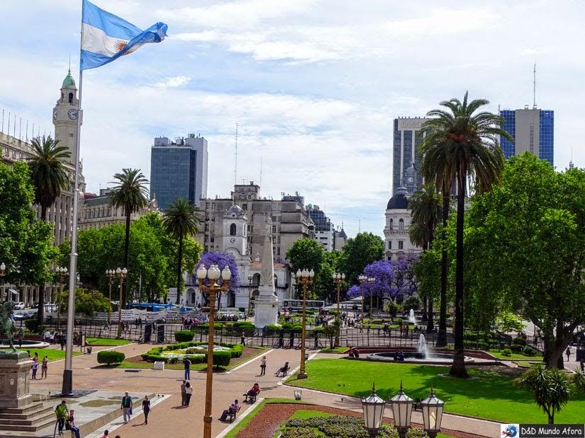 Plaza de Mayo - Buenos Aires - Argentina