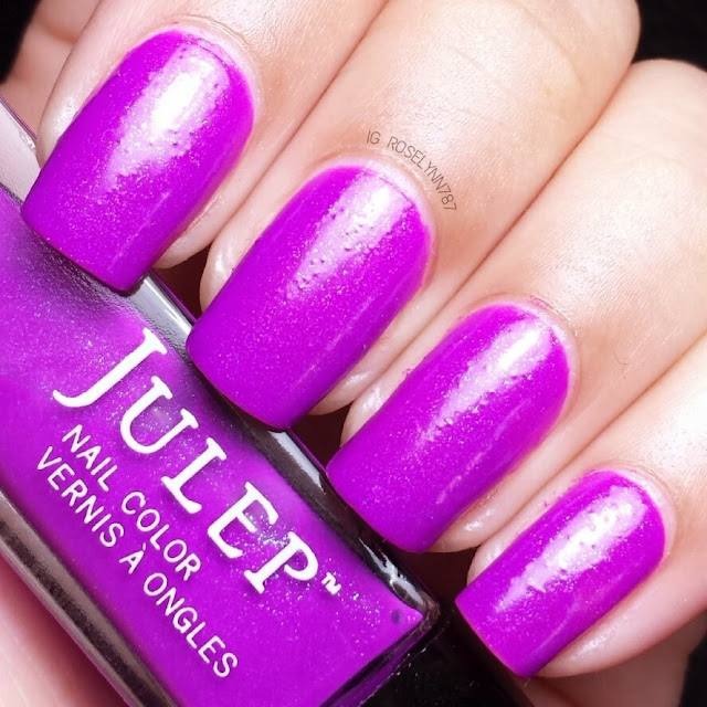 Julep Maven April Flora Swatch