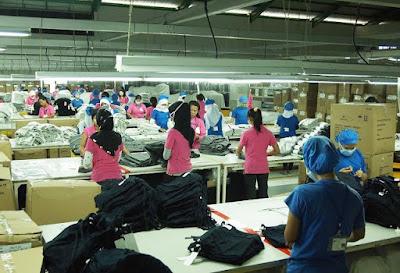Lowongan Kerja Jobs : Cutting, Sewing, Finishing, Quality Control Min SMA SMK D3 S1 PT Daenong Global Membutuhkan Tenaga Baru Besar-Besaran Seluruh Indonesia