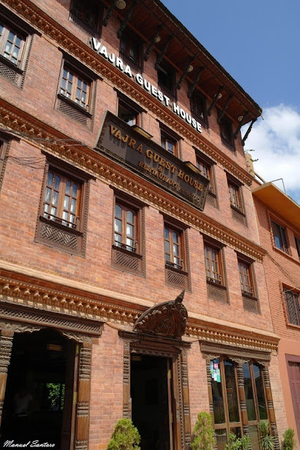 Bhaktapur, Vajra Guest House