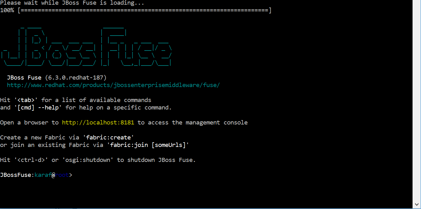 Nirmal Balasooriya's Blog: Red Hat JBoss FUSE ActiveMQ