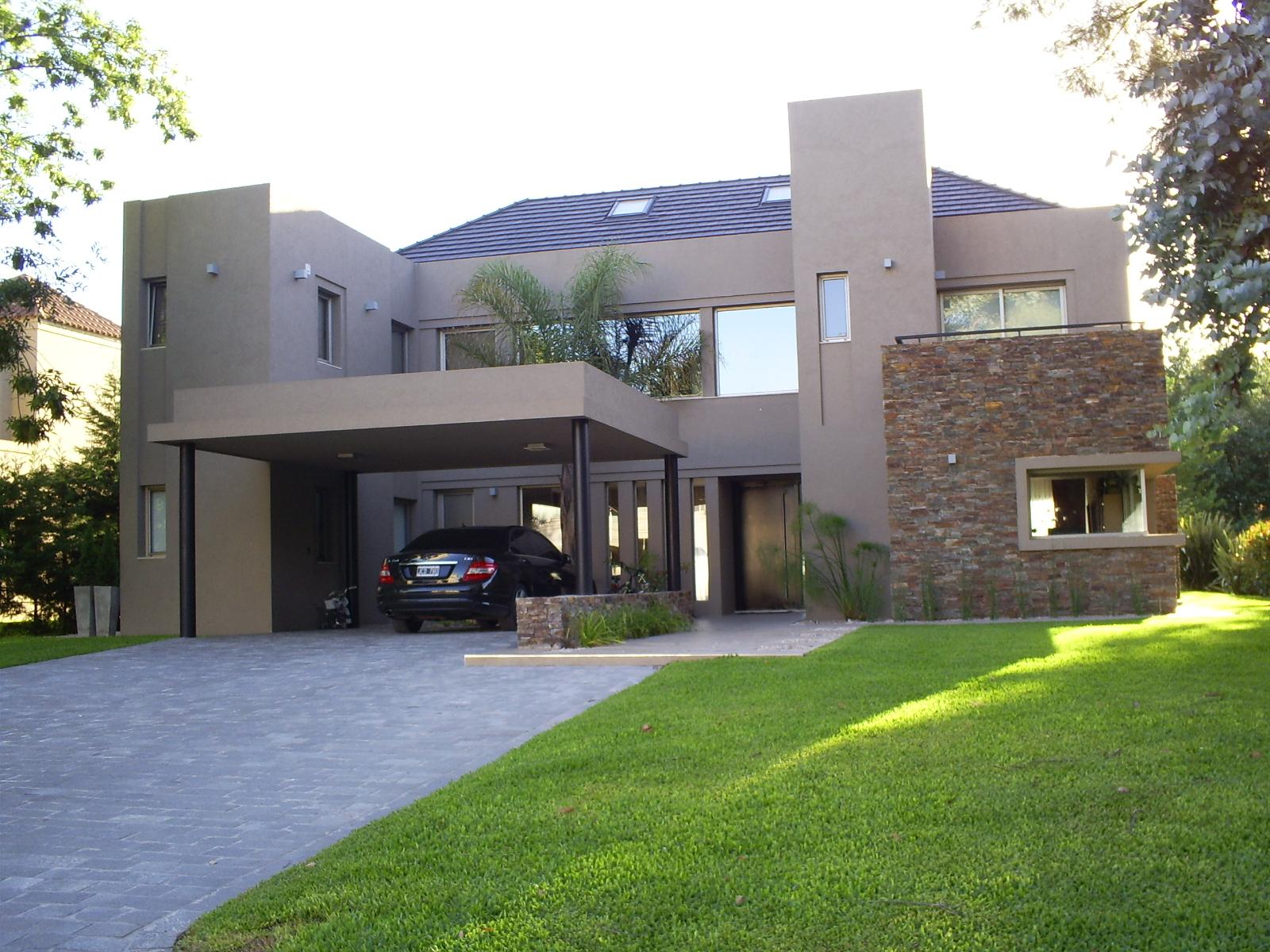 ac a arquitectura casas modernas