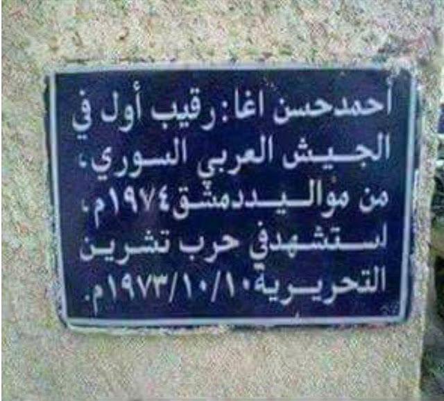 عائلة الاغا في سوريا