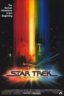 star trek film kinowy 1979 kirk spock shatner nimoy