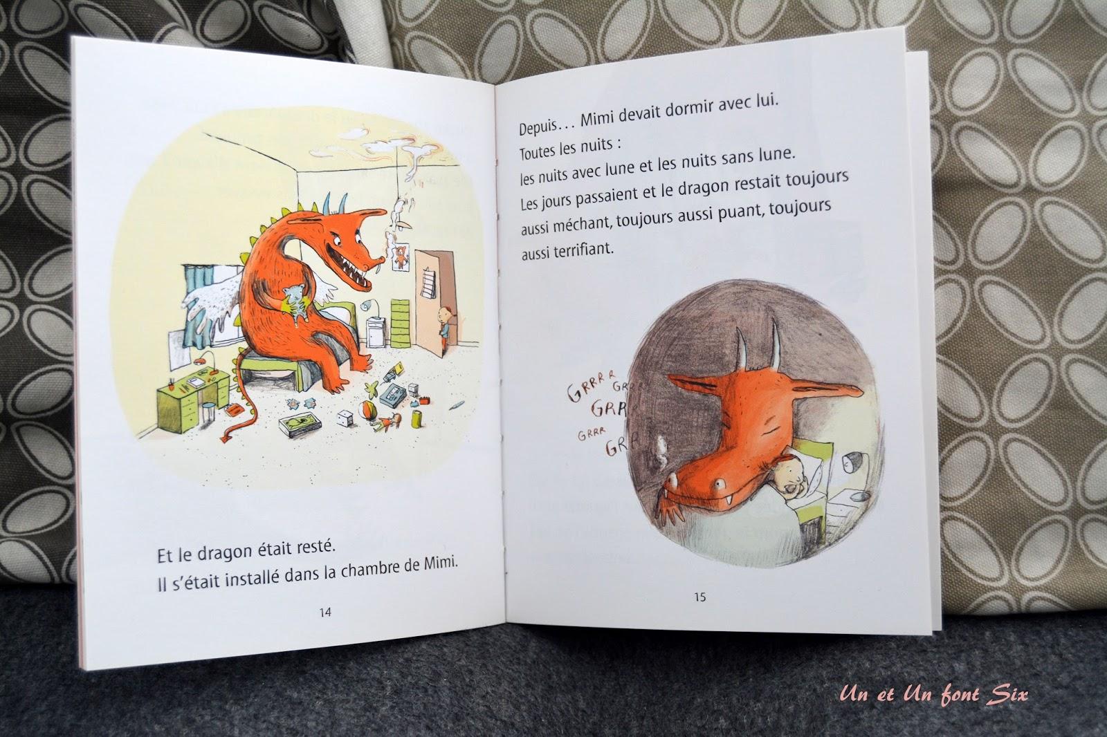Un et un font six chut les enfants lisent 64 le dragon de mimi - Le blog de mimi ...