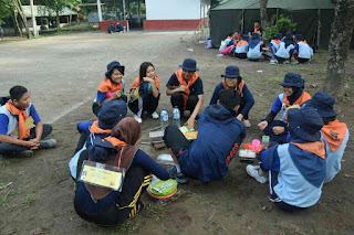 ounbond kegiatan pra kuliah PSPP Yogyakarta kebersamaan