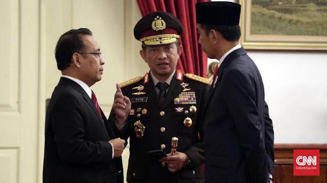 Sepertinya Ada Operasi Terstruktur Mendongkel Pak Tito