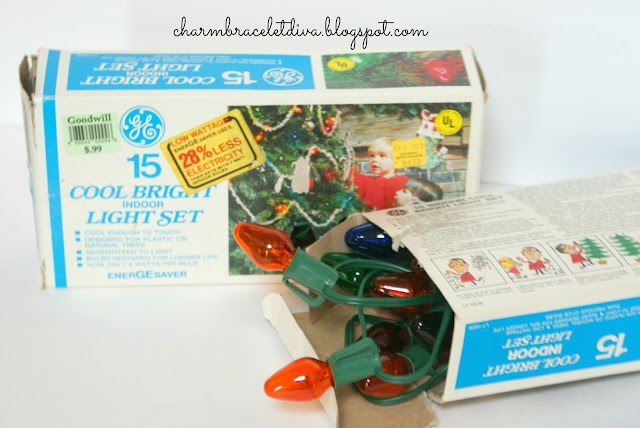 Vintage GE Cool Bright Indoor Light Kit