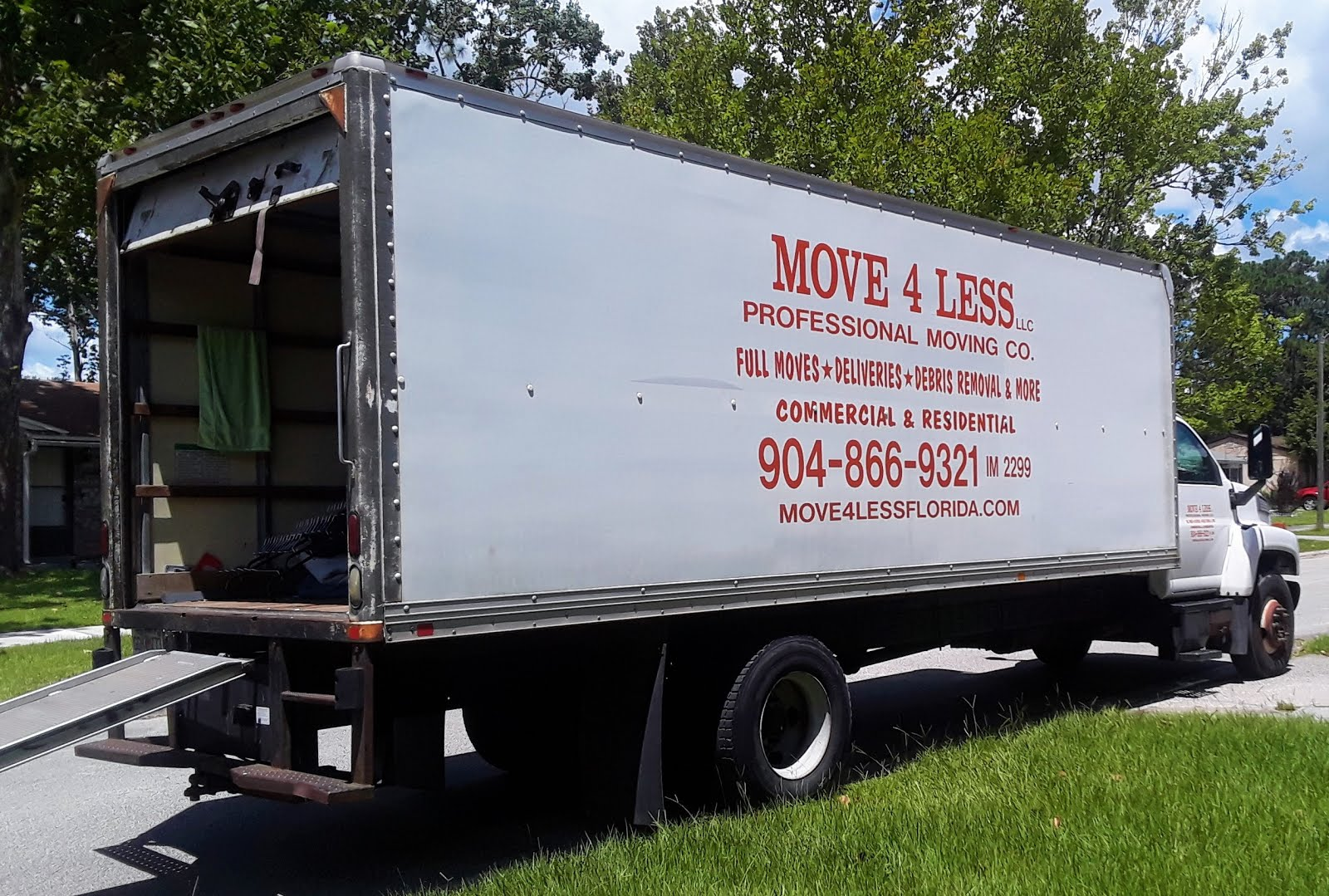 Move 4 Less Orange Park Florida