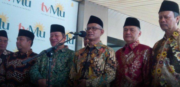 """Pesan Ketua Muhammadiyah pada Umat Islam Sebagai Mayoritas, """"Kita Kok Kalah Sama Minoritas"""""""