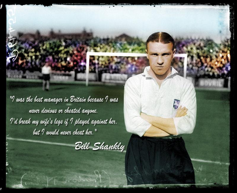 La Frase Del Día El Gran Shankly Esto Es Anfield