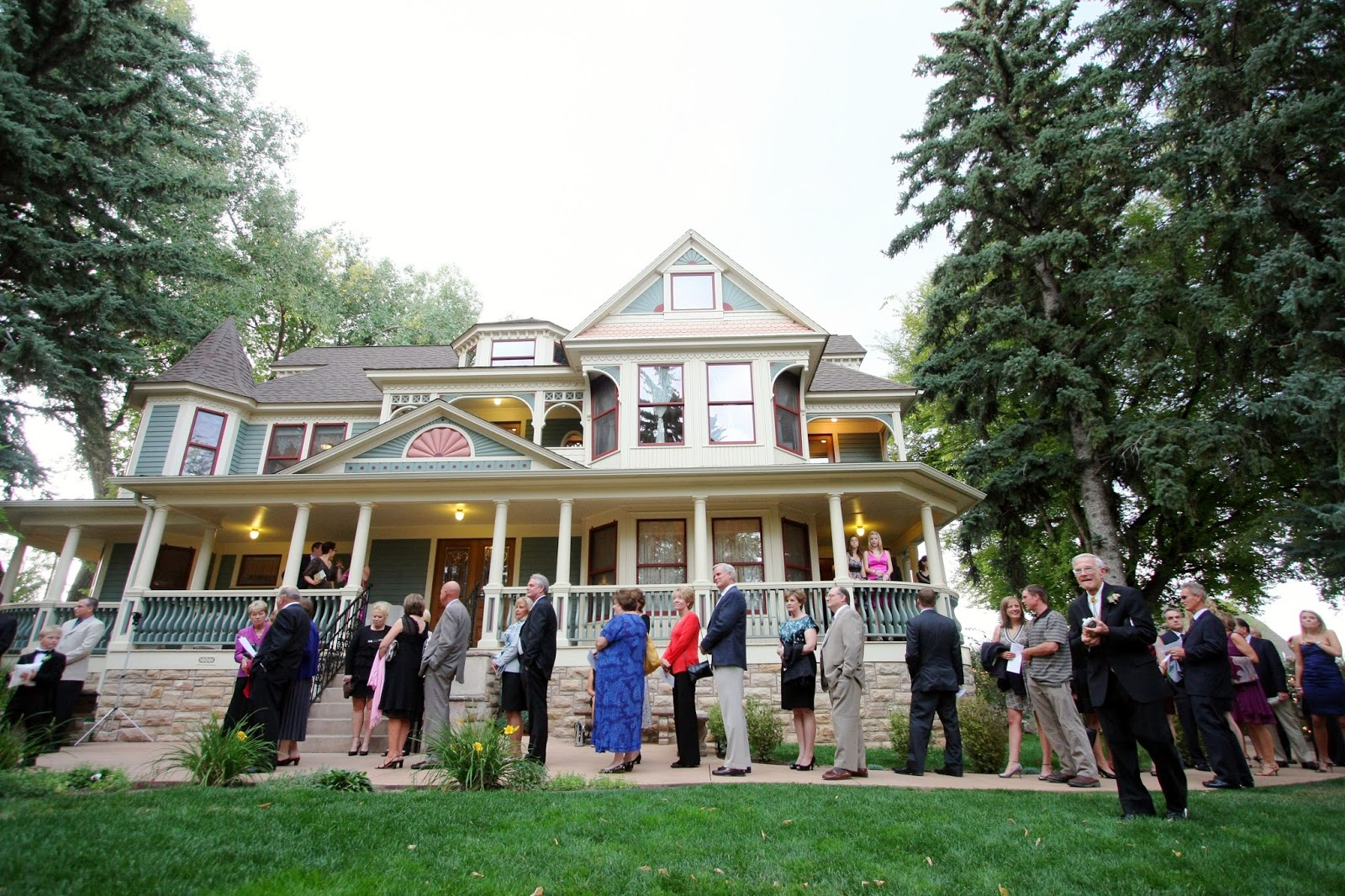 Tapestry House's Unforgettable Wedding Stories: Lonnie