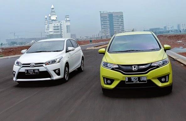 Kelemahan New Yaris Trd Sportivo Honda Jazz Vs Toyota Mana Yang Lebih Unggul Mobilku Org