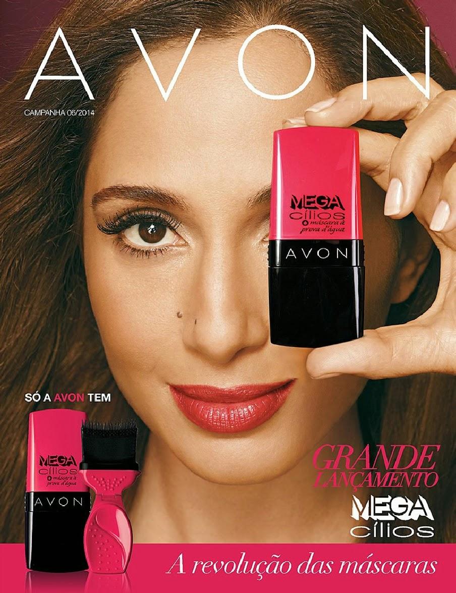 1e25c1e0a Folheto Virtual Avon - Campanha 06 2014