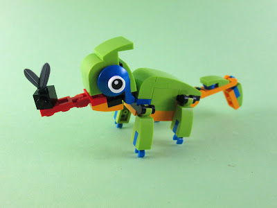 Set LEGO Creator 30447 Chameleon