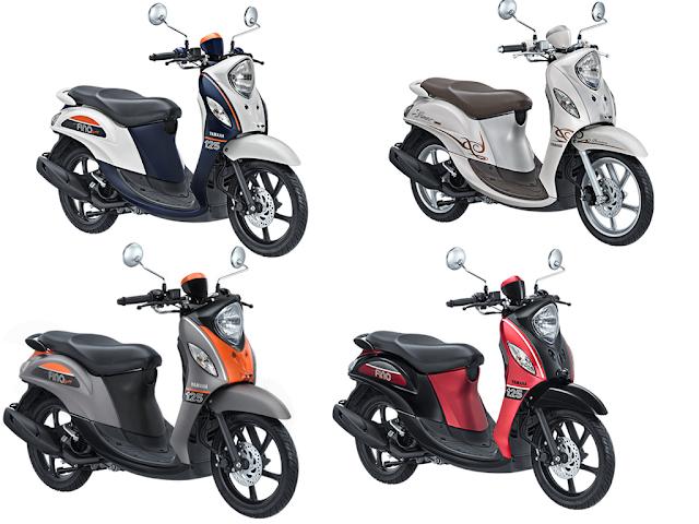 Ini Alasan Mengapa Memilih Motor Yamaha New Fino Grande