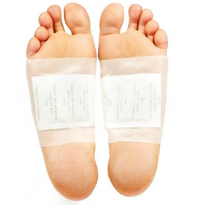 Foot Pads For Detoxifying | How Do Detox Foot Patches Work ?