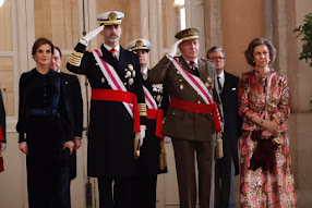 King Juan Carlos of Spain at 80