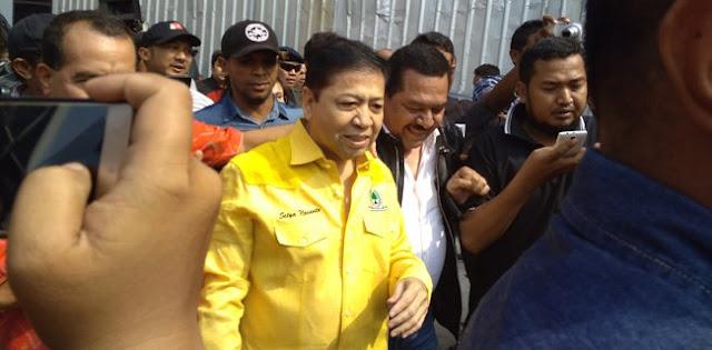Setnov Jadi Whistleblower, Gerindra Tidak Yakin KPK Berani Sentuh Elit PDIP